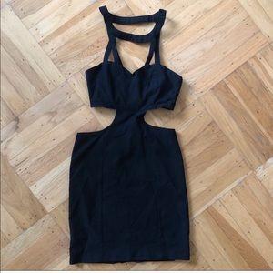 Tobi Black Dress Size Small